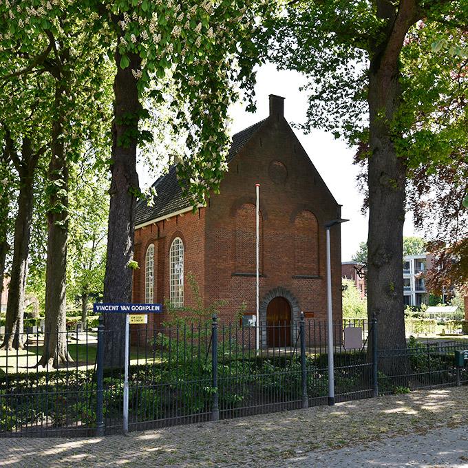 B&B-Tilburg, Van Gogh Church in Zundert