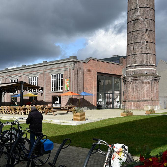 B&B-Tilburg AaBe Fabriek Ketelhuis Pannenkoekenfabriek