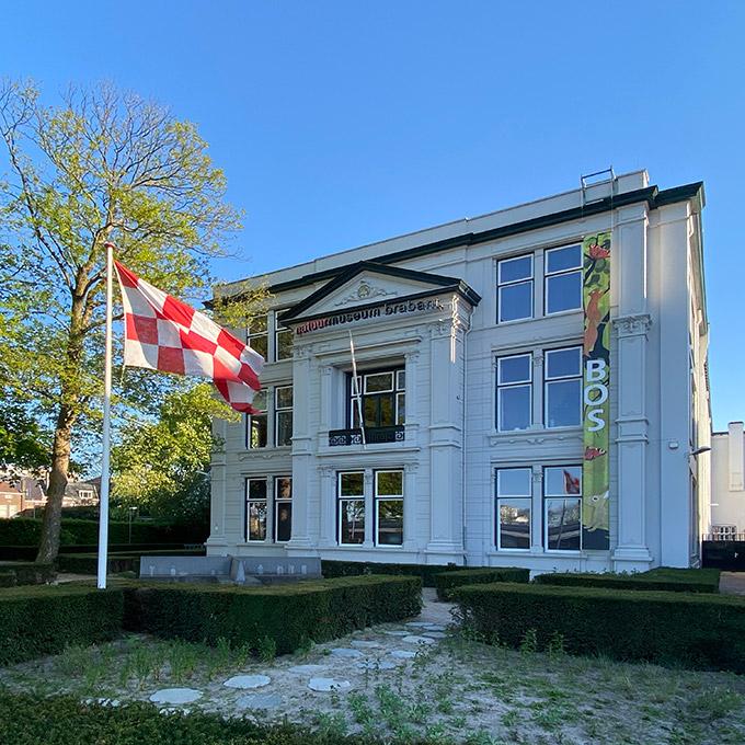 B&B-Tilburg, Natural History museum