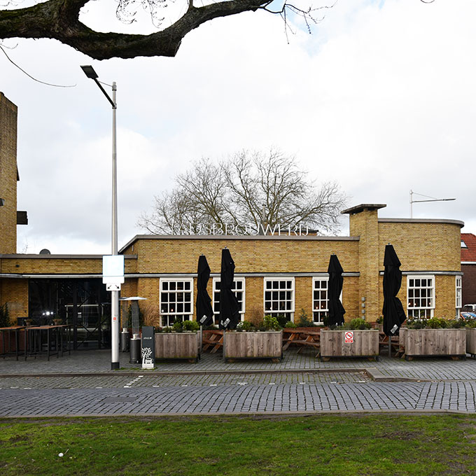 B&B-Tilburg Piushaven Stadbrouwerij 013
