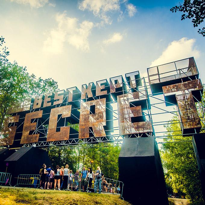 B&B-Tilburg Best Kept Secret Festival