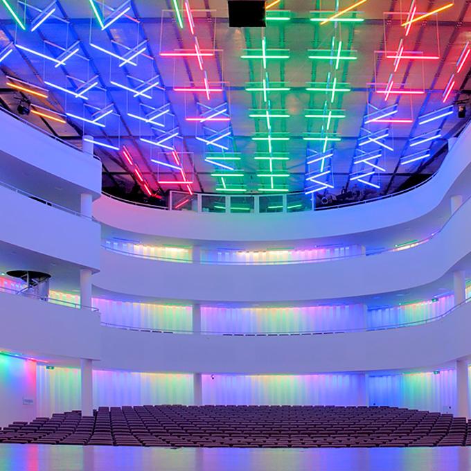 B&B-Tilburg interior Concertzaal Tilburg, Theaters Tilburg