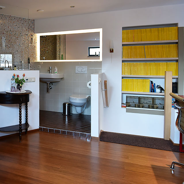 B&B-Tilburg Life Less Ordinary Garden Studio room overview