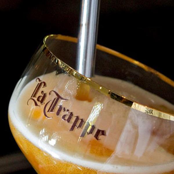 B&B-Tilburg La Trappe Abbey beer