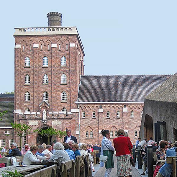B&B-Tilburg klooster-brouwerij La Trappe
