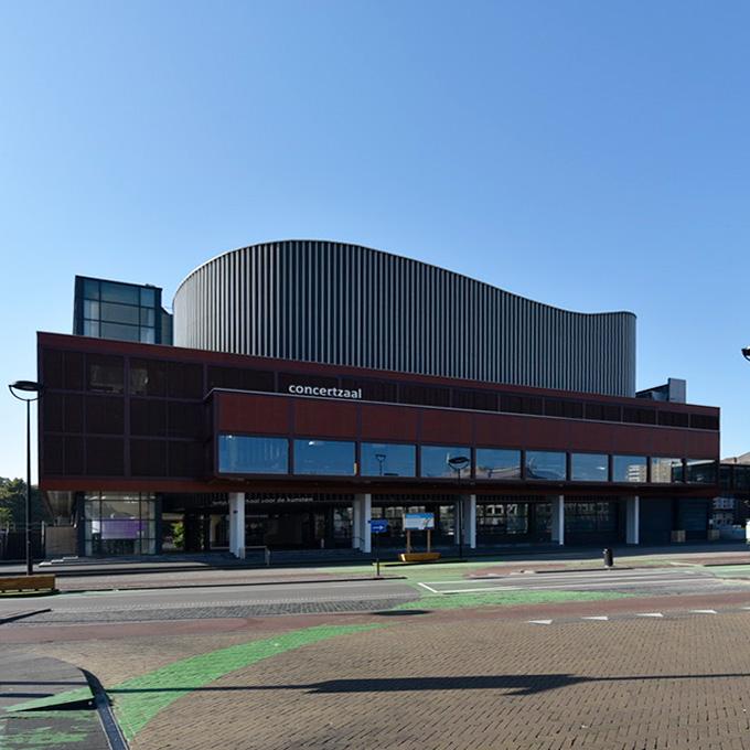 B&B-Tilburg Concertzaal Theaters Tilburg