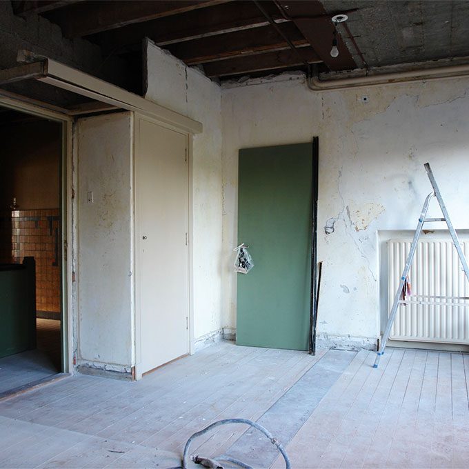 B&B-Tilburg-renovatie-toekomstige Red-Corner-Suite