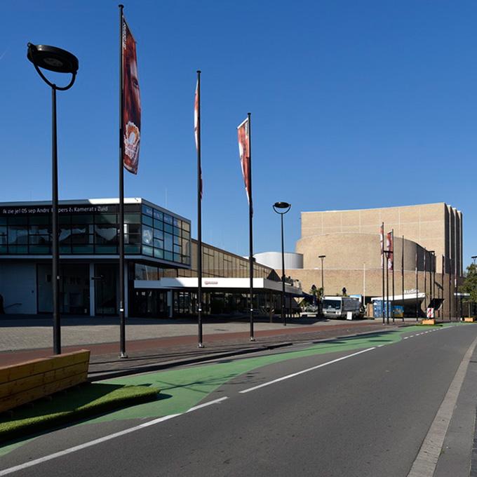 B&B-Tilburg Stadschouwburg