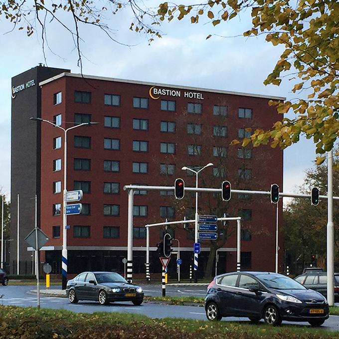 B&B-Tilburg Bastion Hotel Tilburg