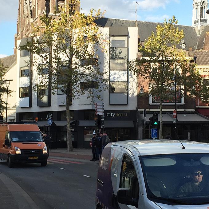 B&B-Tilburg City Hotel