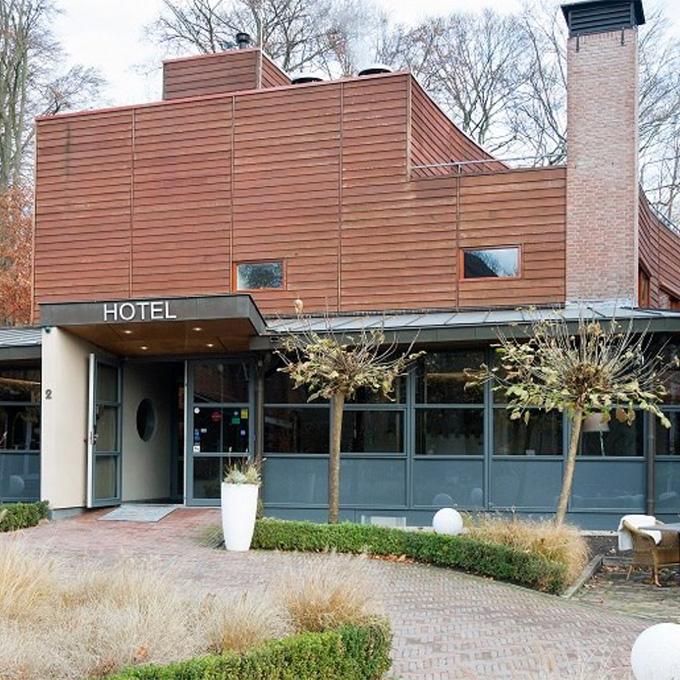 B&B-Tilburg Hotel Auberge du Bonheure