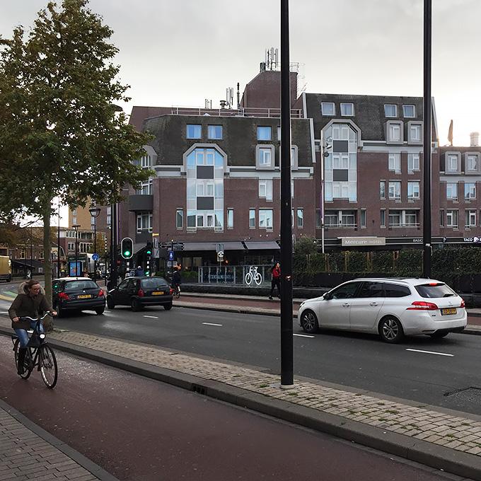 B&B-Tilburg Hotel Mercure Heuvel