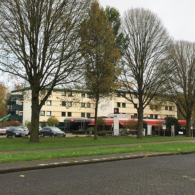 B&B-Tilburg Ibis Hotel Tilburg