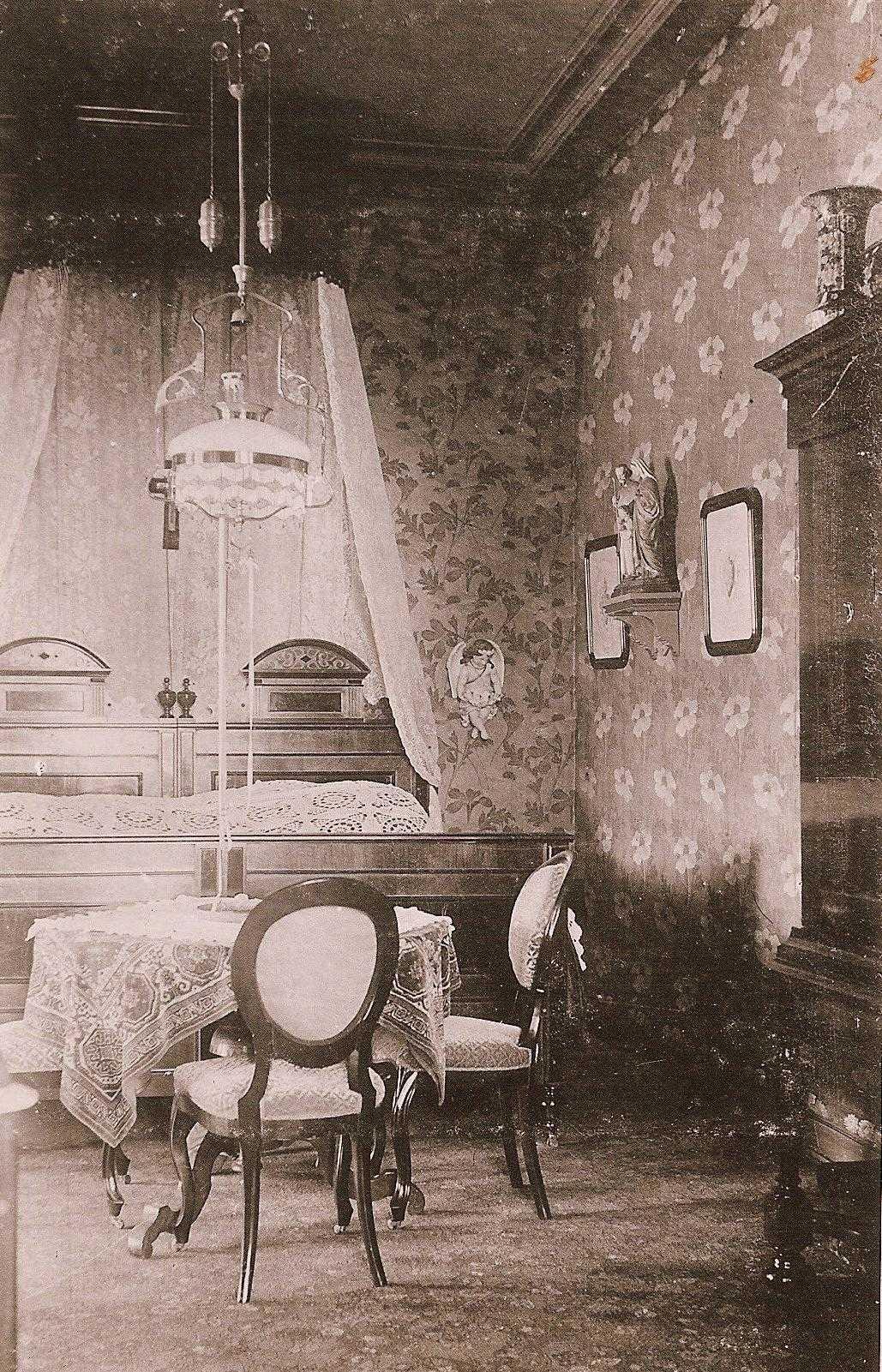 B&B-Tilburg Villa Tivoli interieur
