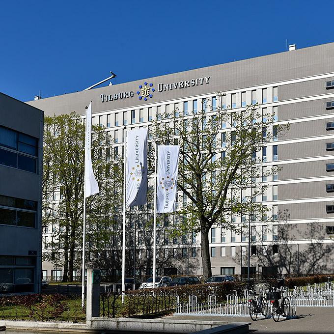 B&B-Tilburg-University-Montesque-Building-International-Law