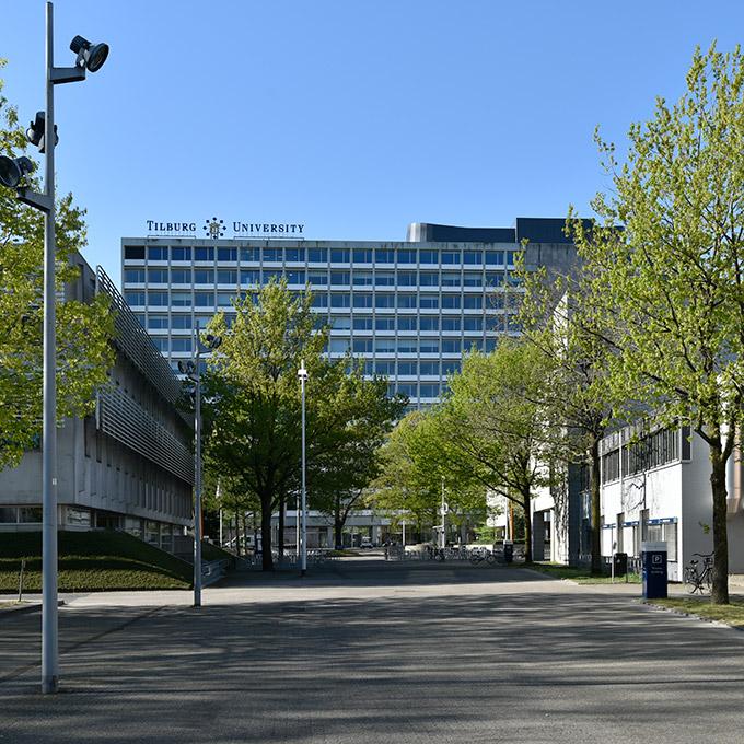 B&B-Tilburg Tilburg University
