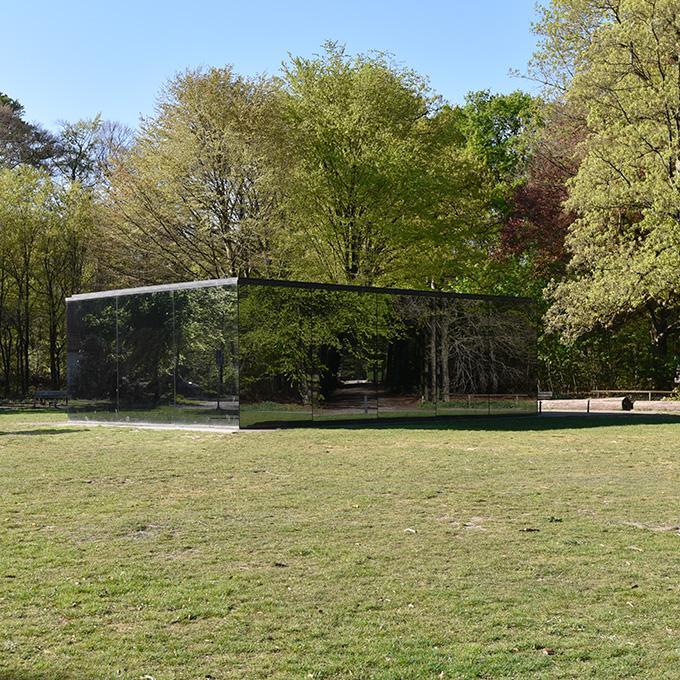 B&B-Tilburg-Grotto-Callum-Morton-Oude-Warande-park