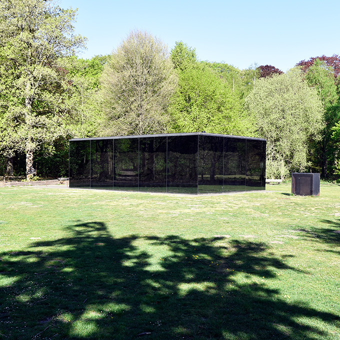 B&B-Tilburg, Grotto Pavilion, Oude Warande