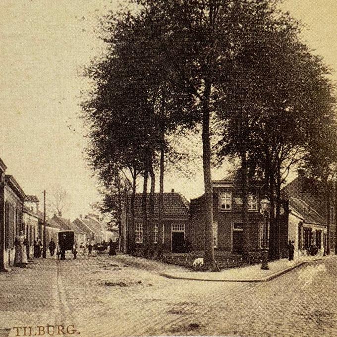 B&B-Tilburg, Vincent van Gogh in Tilburg
