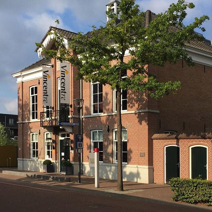 B&B-Tilburg, The Vincentre in Nunen on Vincent Van Gogh