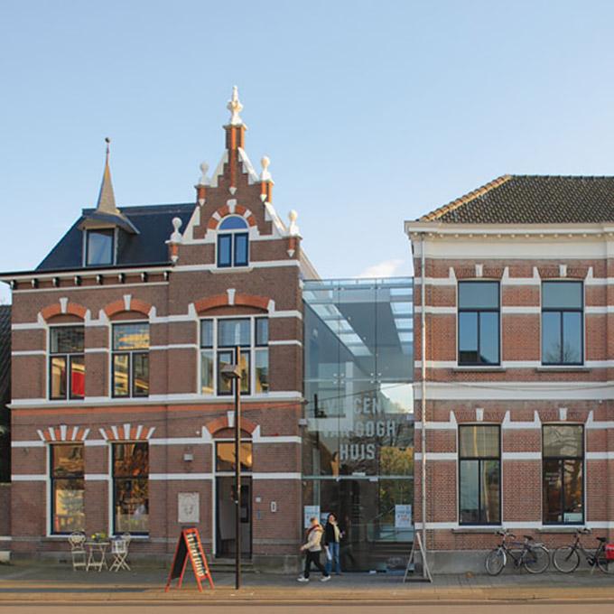 B&B-Tilburg, Vincent van Gogh Huis Zundert