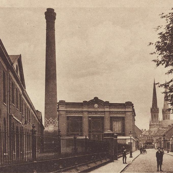 B&B-Tilburg St-Josephstraat about 1900